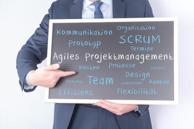 Agiles Projektmanagement am Bau: Ein kurzer Überblick
