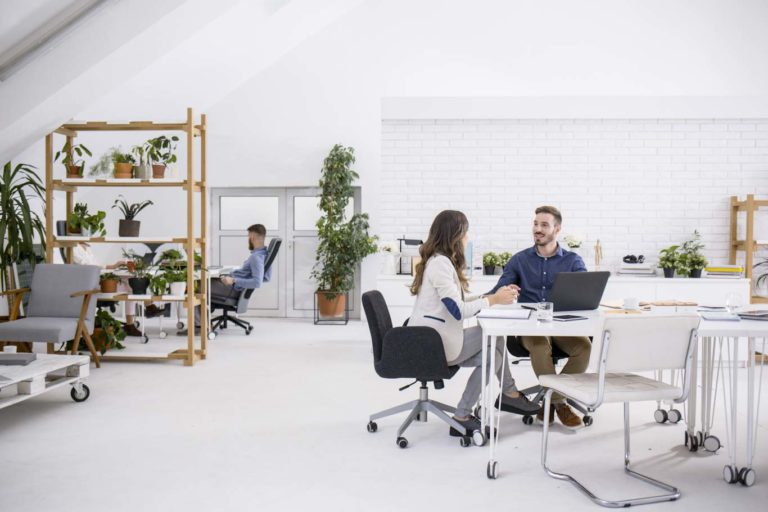 Wie Sie moderne Großraumbüros im 21. Jahrhundert gestalten – Teil 1